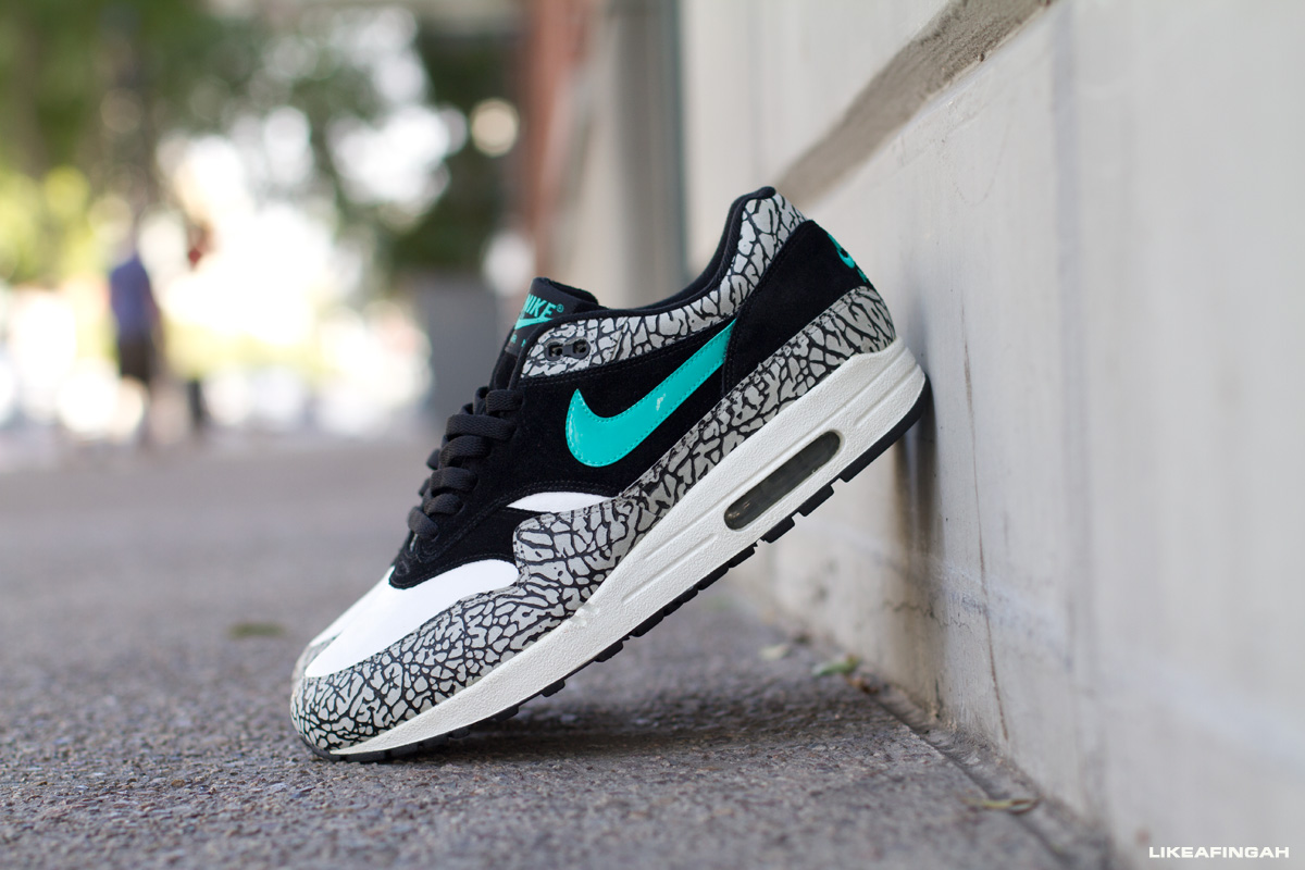 5d371e2956 reduced nike air max 1 elephant print cement print 9b35b eb37b